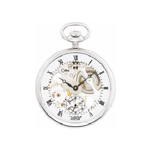 Colibri Swiss Made 17-Jewel Gold Plated Mechanical Movement Pocket Watch PWS-99001-D