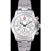 Terragraph Quartz White Dial, Stainless Bracelet