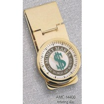 Colibri Money Clip & Pocket Watch AMC-14400