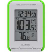 La Crosse Technology Wireless Thermometer with Trend 308-1410GR