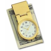 Colibri Money Clip Watch AMC-012600Y