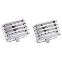 Colibri Stainless Steel Cuff Links LCL-027800