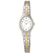 Pulsar Two Tone Watch PC3011