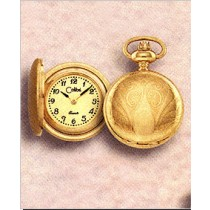 Colibri Ladies' Dust Cover Pendant Watch PWL-90002