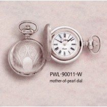 Colibri Mother of Pearl Dial Ladies Pendant Watch PWL-90011-W