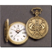 Colibri of London Time Honored Traditional Old World Pocket Watch PWS-95257-S