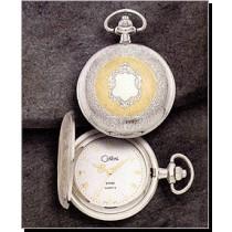 Colibri Swiss Made Quartz Engravable Pocket Timepiece PWS-95873-S