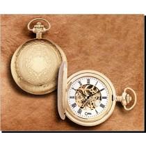 Colibri 500 Series Skeleton Jeweled Mechanical Pocket Timepiece PWS-95917