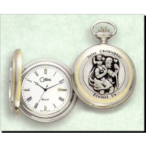 Colibri of London Time Honored Traditional Old World Pocket Watch PWS-96007