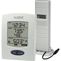 La Crosse Technology WS-9029U Wireless Weather Station with Digital Time, Model: WS-9029U-IT-CBP, Home/Garden & Outdoor Store