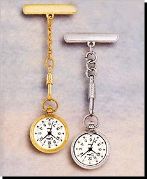 Colibri Nurse's Watch Pin PWS-95557-Y