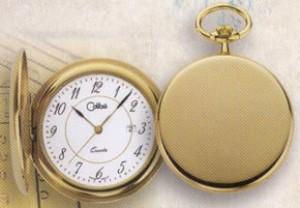 Colibri 14 Karat Gold Watch PWS-98003