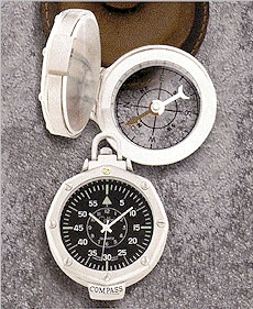 Colibri CX Gear Compass Sport Pocket Timepiece PWS-95624