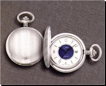 Colibri 500 Series Date Pocket Timepiece PWS-95823-W