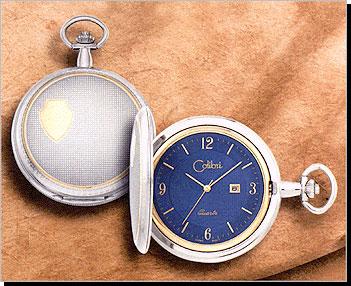 Colibri 500 Series Quartz Date Pocket Timepiece PWS-95851-E