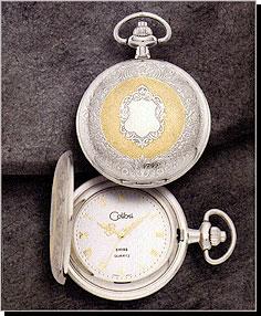 Colibri CSQ Series Pocket Timepiece PWS-95873-N