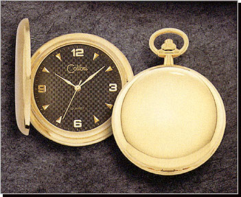 Colibri CSQ Series Pocket Timepiece PWS-95874-N