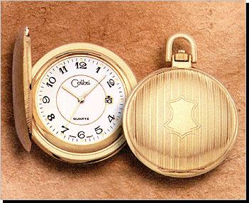 Colibri 500 Series Quartz Date Pocket Timepiece PWS-95902-E