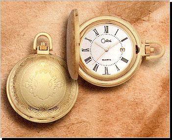 Colibri 500 Series Quartz Date Pocket Timepiece PWS-95905-E